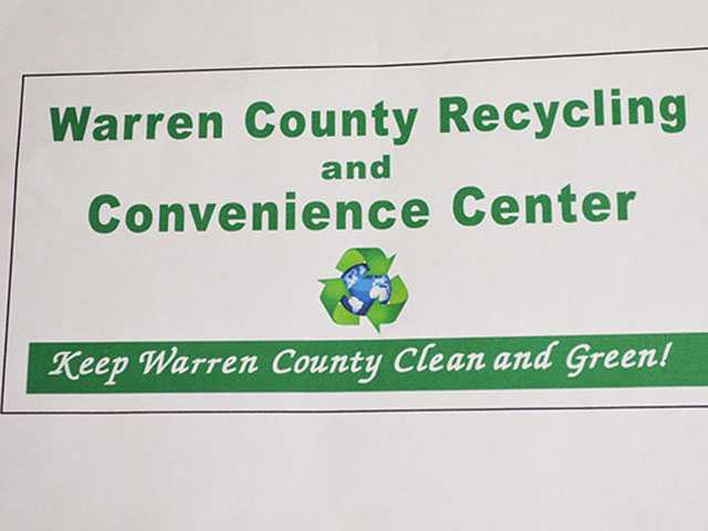 Recycling signs approved