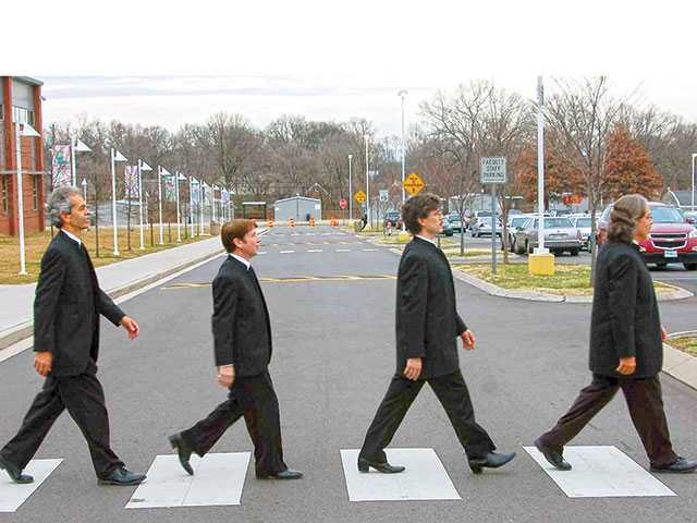 WannaBeatles set to invade Park Theater