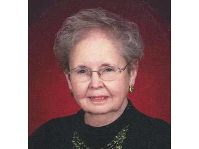 Johnnie Jane Heard Brown, 90