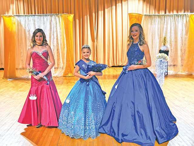Pioneerette Princess Pageant