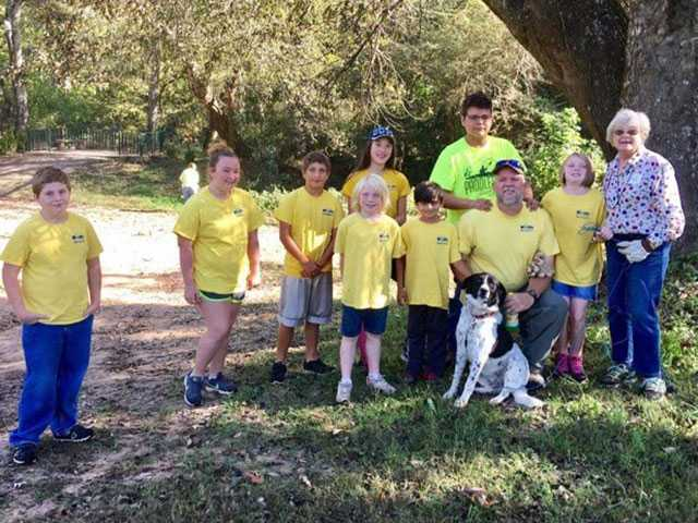 Trail East cleanup continues