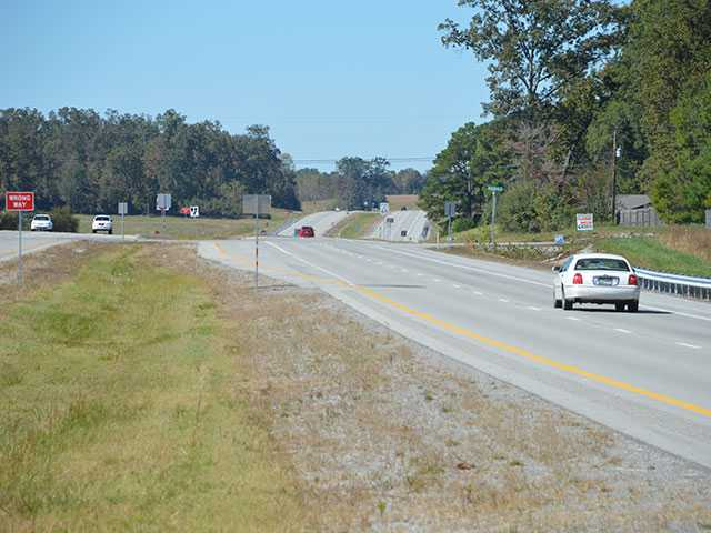 No bypass planned around Woodbury, according to TDOT