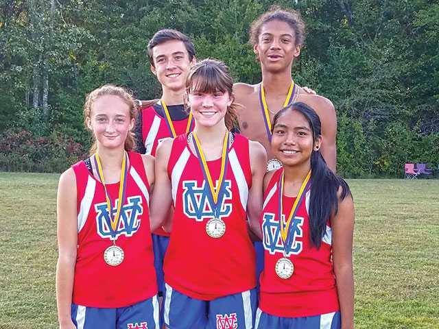 Locke leads WCHS cross country team