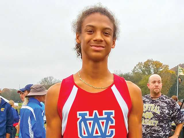 Locke competes in state meet