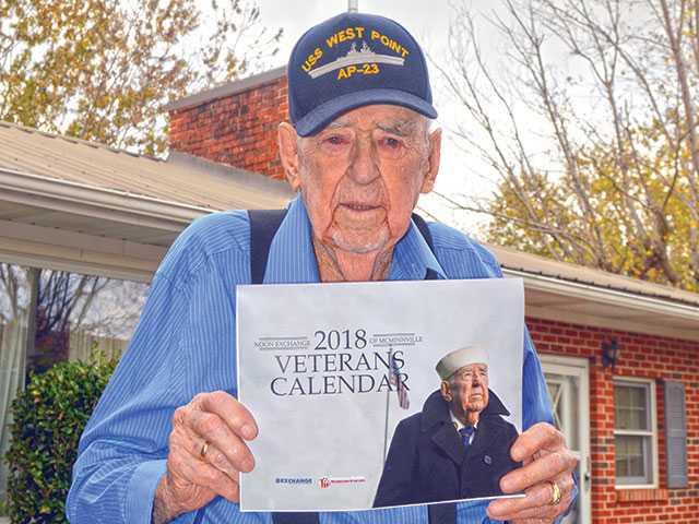 Veterans salute set for Friday