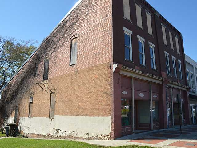 Renovation coming for old Hargrove building