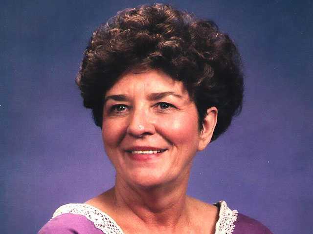 Lois Anne Goff Mayfield, 76