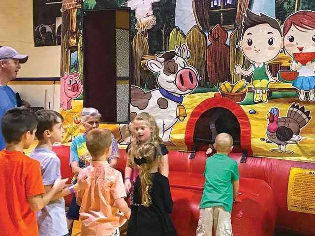 Dibrell festival brings in over $21K
