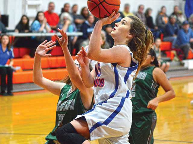 Lady Broncos clinch regular-season title