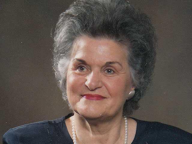 Milas Marie (Hooper) Barnes Hibdon, 88