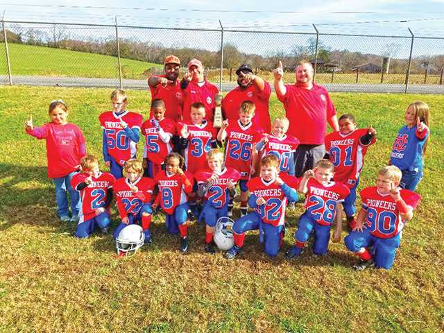 Pioneers win championship