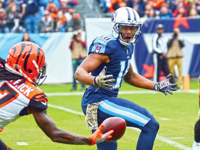 Titans finally overcoming mistakes