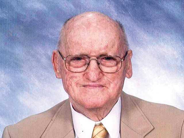 Charles Benton Rogers, 95