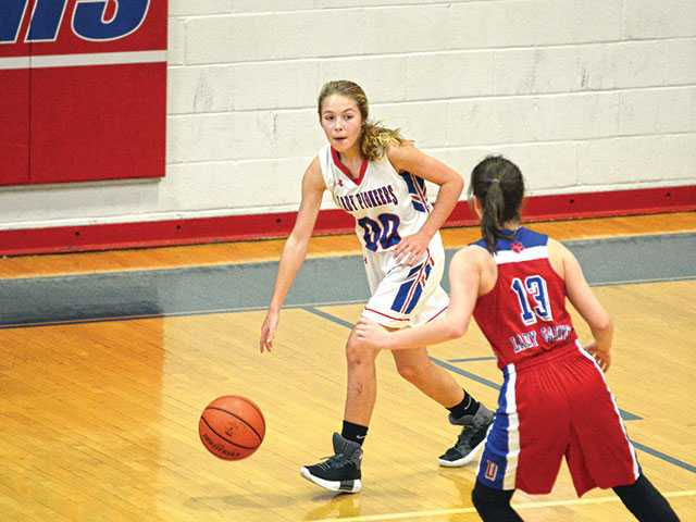 Lady Saints stop WCMS