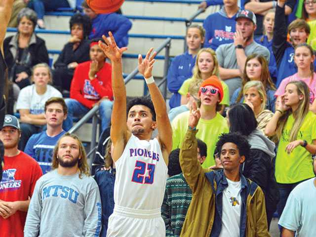 Pioneers tame Lions for fourth straight win