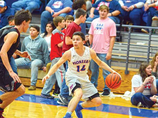 Pioneers suffer first defeat