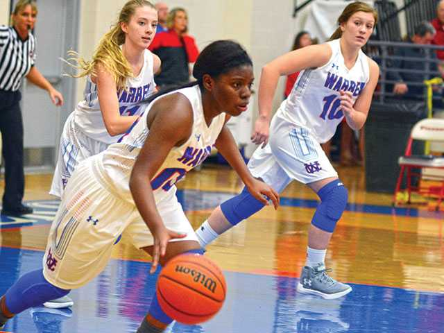 Lady Pioneers win fourth straight