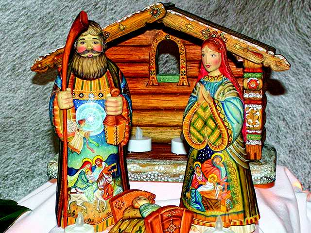 Festival to feature 350 nativities