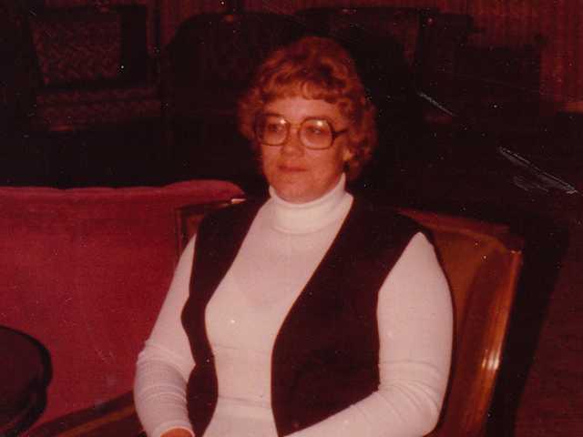 Ginger Lee McDowell, 74