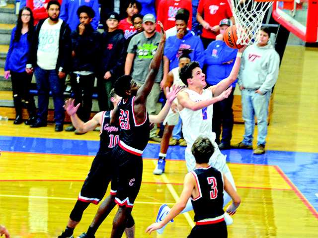 Pioneers survive Red Raider rally