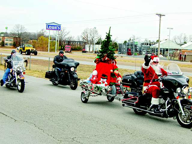 Toy Ride to roar into town