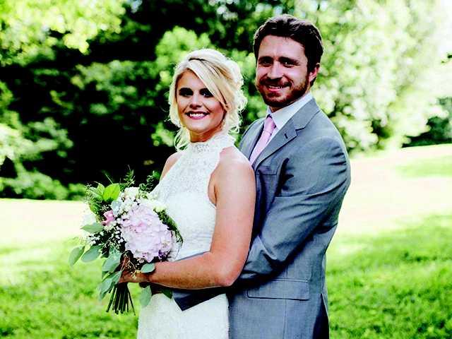 Duvall, McColloch wed at Saltbox Inn