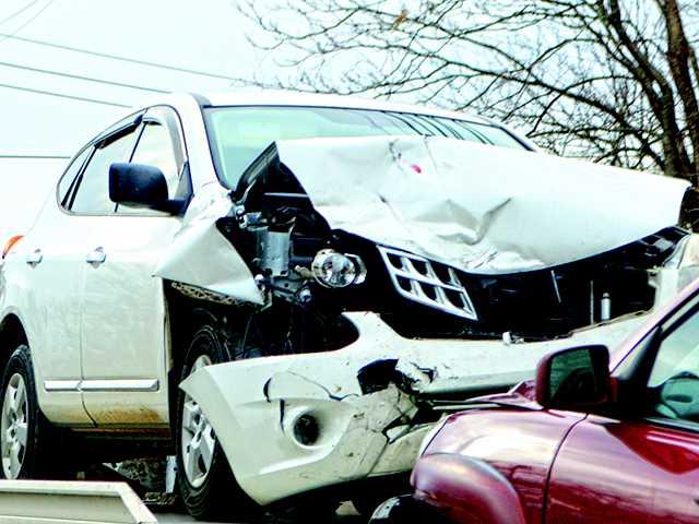 Man hit with felony after head-on crash