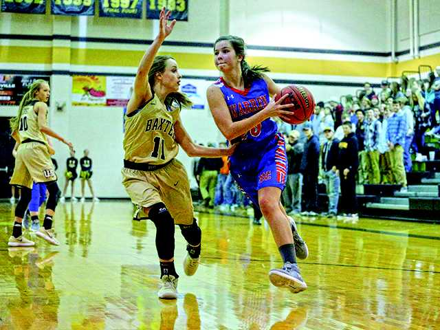 Lady Bees sting WCHS
