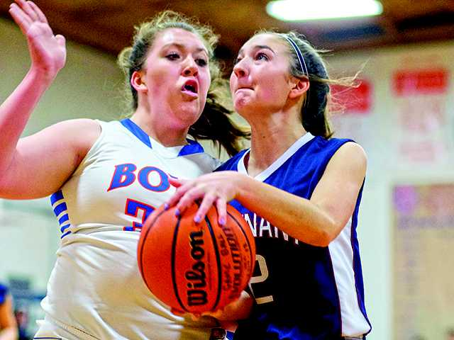 Lady Broncos win local rivalry game