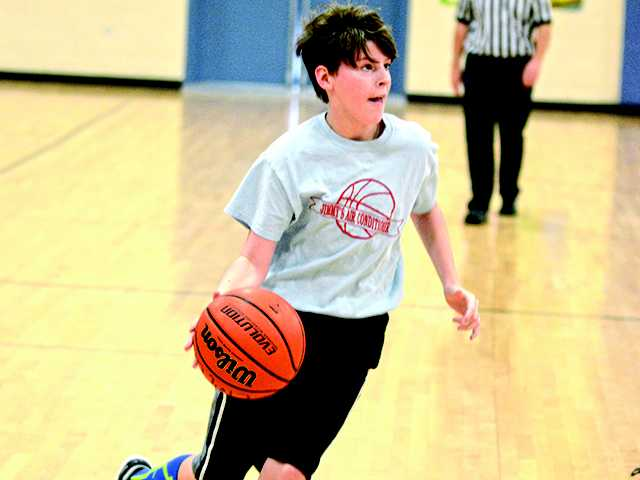 McMinnville youth basketball