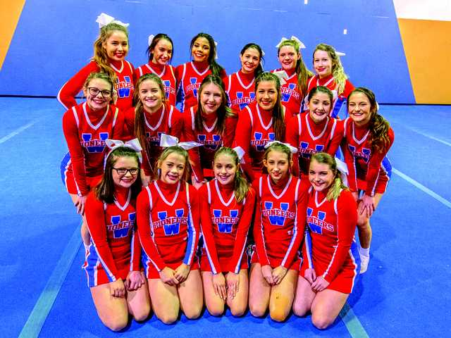 Cheerleaders set for national stage