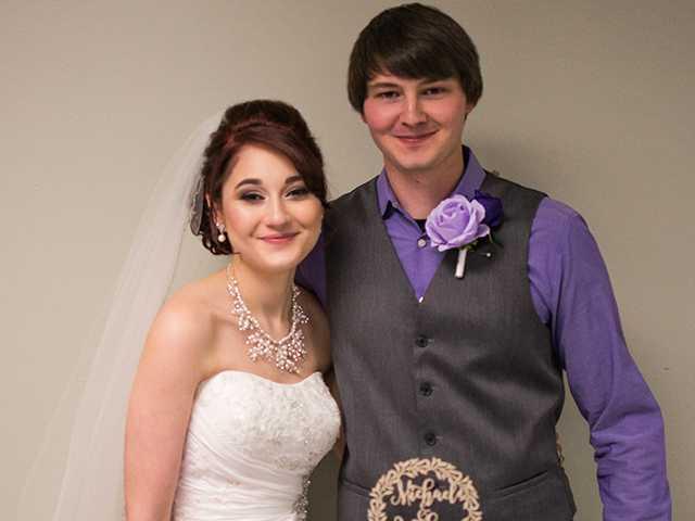 Wilcher, Mooneyhan unite in marriage