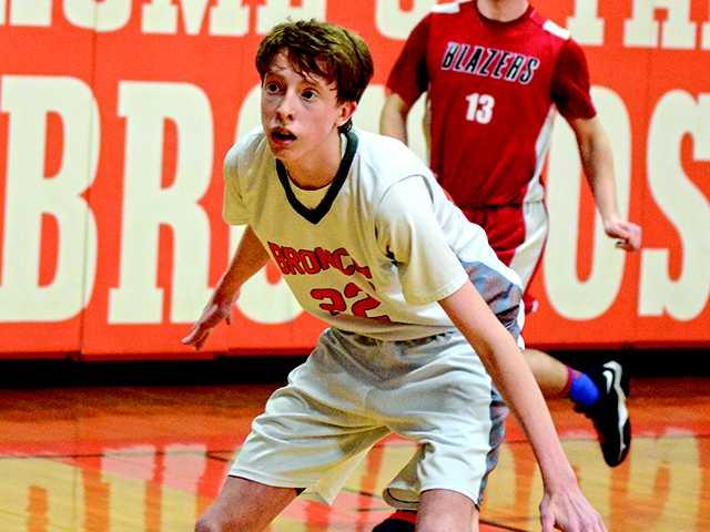 Boyd basketball