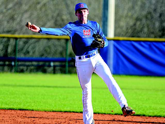 Powers prepares Pioneer baseball