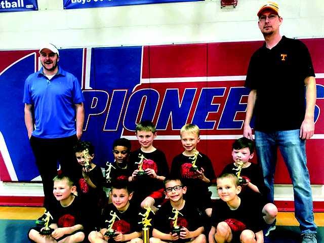 Little Pioneer League - Hotwheels