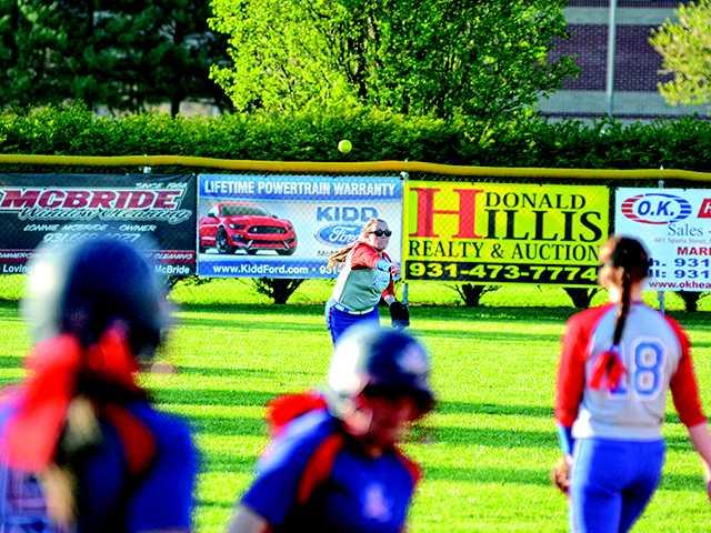 WCHS girls unbeaten in April