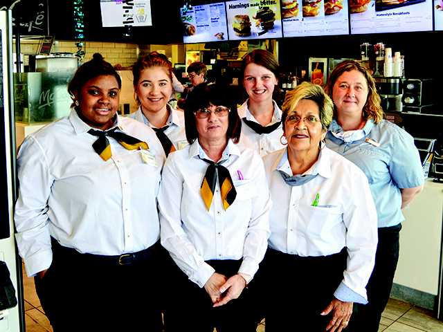 Business Pulse - McDonald's gets spiffy new makeover