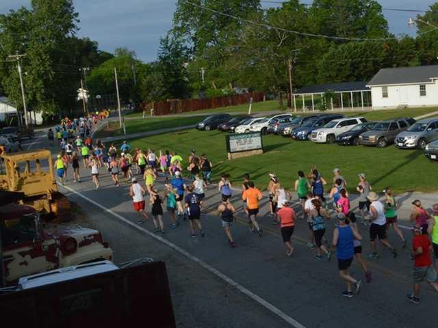 Sign up now for Viola Valley Half Marathon