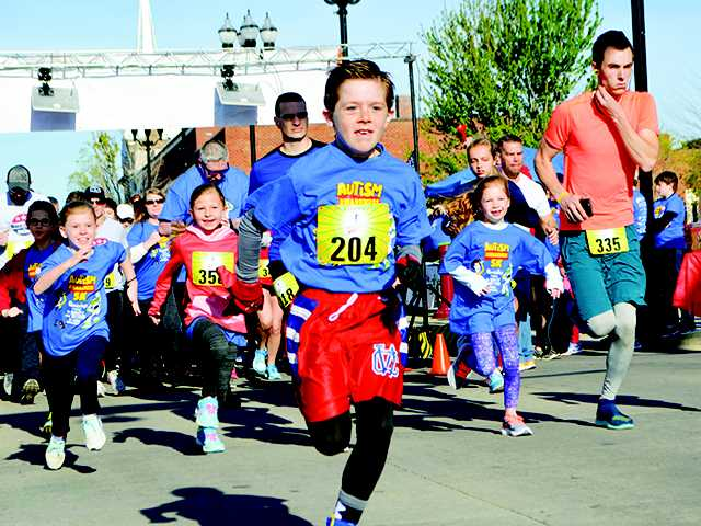 Annual 5K helps local families