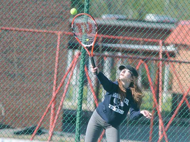 WCHS tennis
