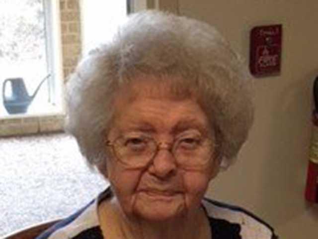 Alma L. Denton Davis, 89