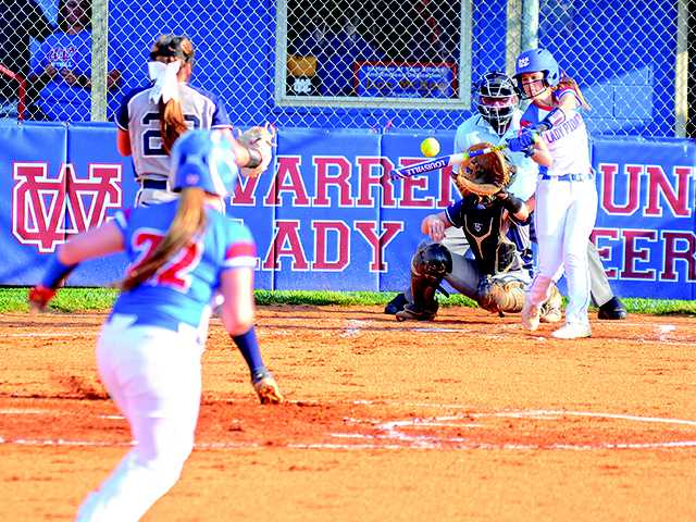 Lady Pioneers falter at home