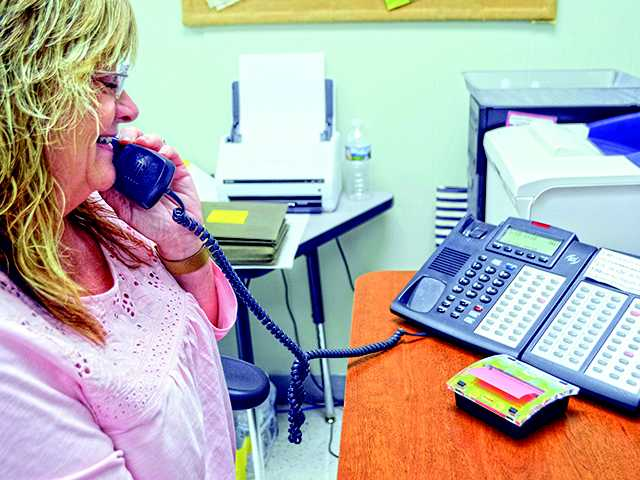 School system considers phone system change