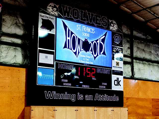 School Board eyes video scoreboard for WCHS