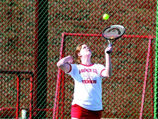 WCMS tennis