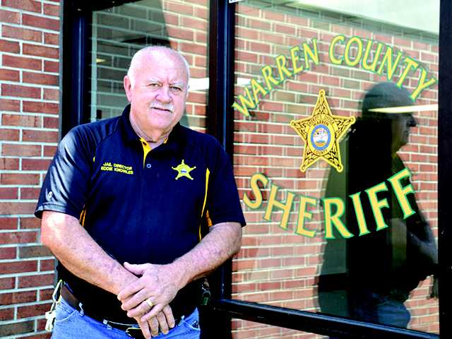 Knowles retiring from jail supervisor post
