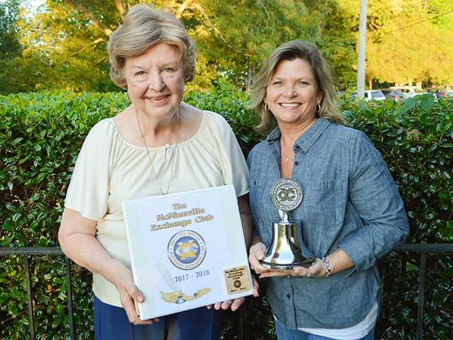 Evening Exchange gets Sprague Award