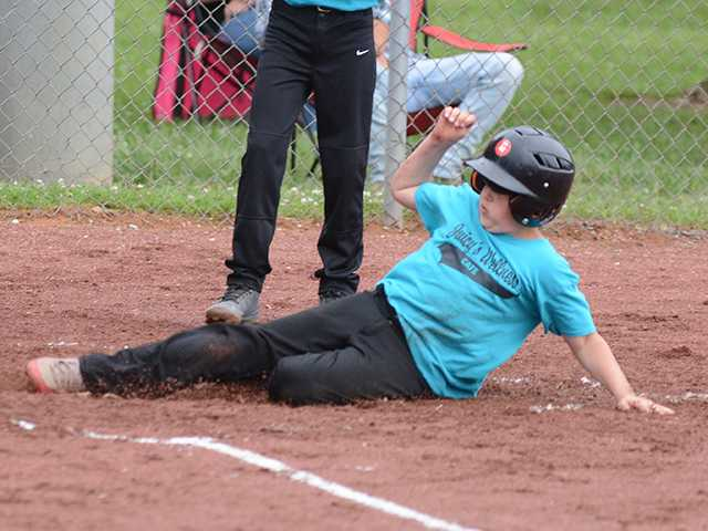 Jockeying for position in junior league