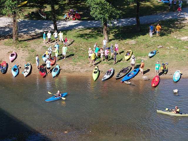 Paddlefest splashes in June 23