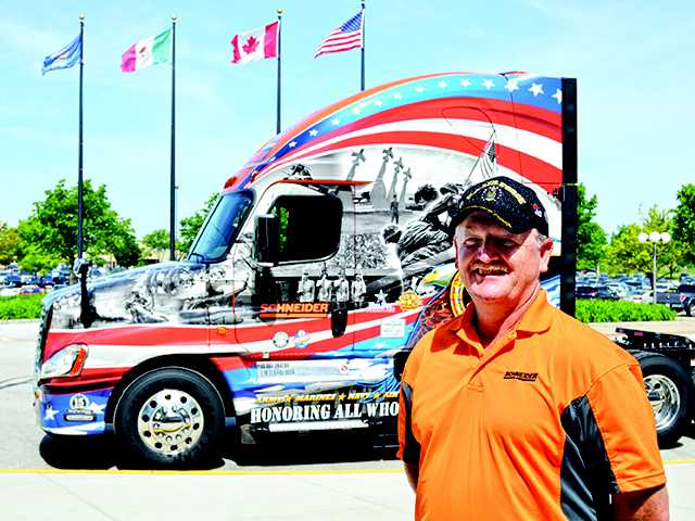 Ride of Pride to appear at Fairview CIC